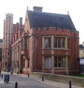 27th Jan 2020 - Trinity College