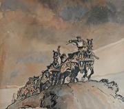 27th Jan 2020 - War Horses