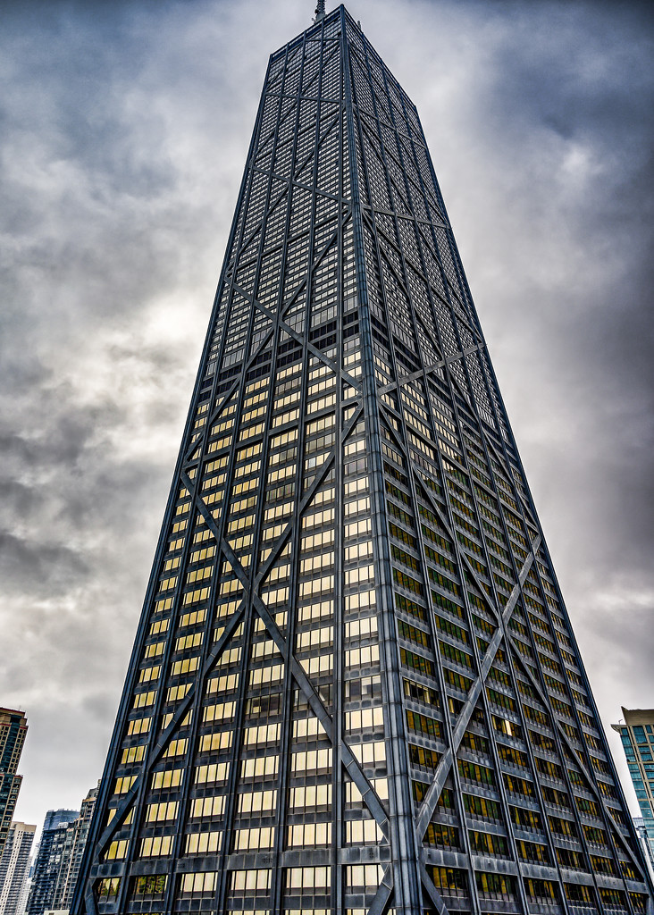 Towering Above by taffy