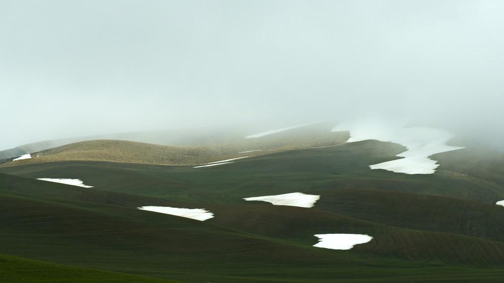 rolling hills by teriyakih