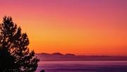 30th Jan 2020 - Sunset over False Bay