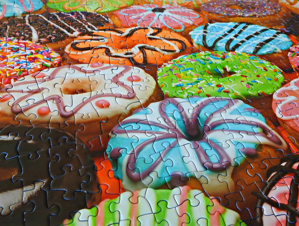 Doughnuts by ddw