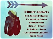 30th Jan 2020 - Dinner Jackets from £3.50