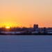 Glengarry Sunrise by farmreporter