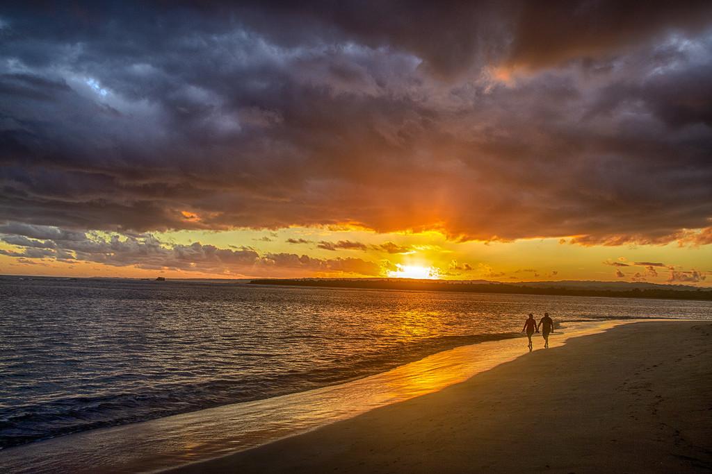 Sunset Walk ... by pdulis