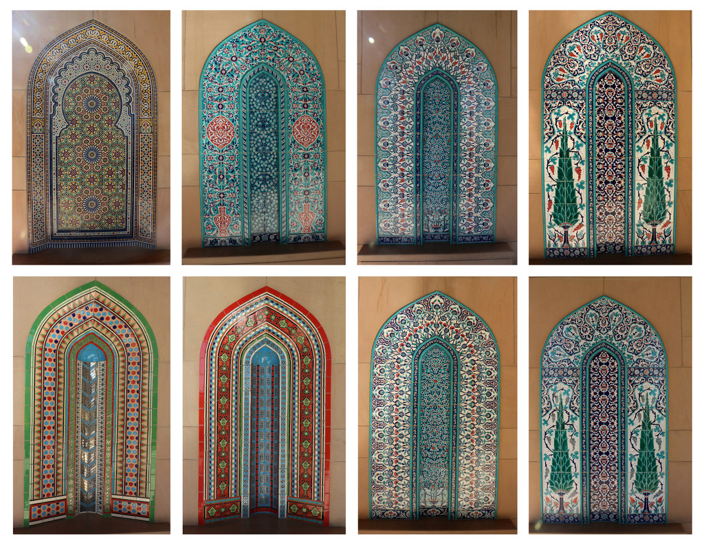 Niches - Grand Mosque by ingrid01
