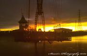 31st Jan 2020 - Sunrise over the Usk