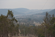 31st Jan 2020 - Today's Valley View - Smoke and all.