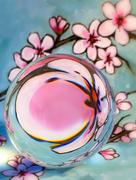 31st Jan 2020 - crystal ball flowers