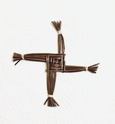 1st Feb 2020 - Saint Brigid's Cross