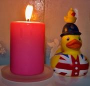 1st Feb 2020 - Brexit bath