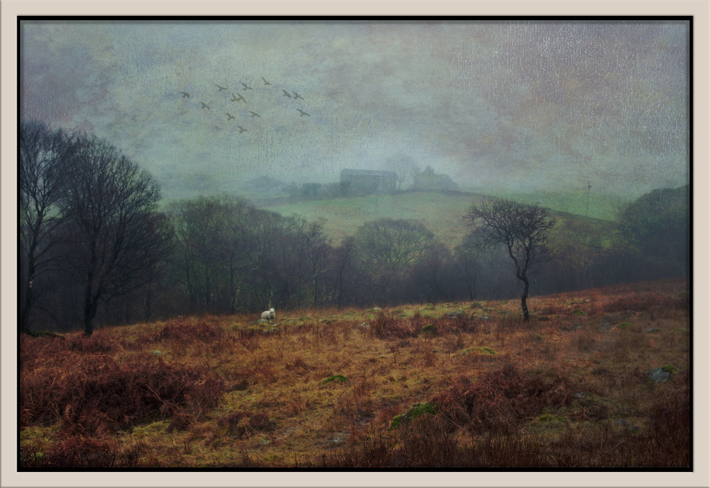 Misty Mansion by ellida