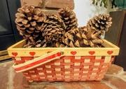 1st Feb 2020 - Valentine Basket