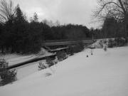 2nd Feb 2020 - Bridge over an open water creek