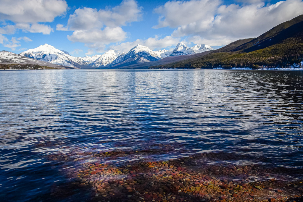 McDonald Lake Light by 365karly1
