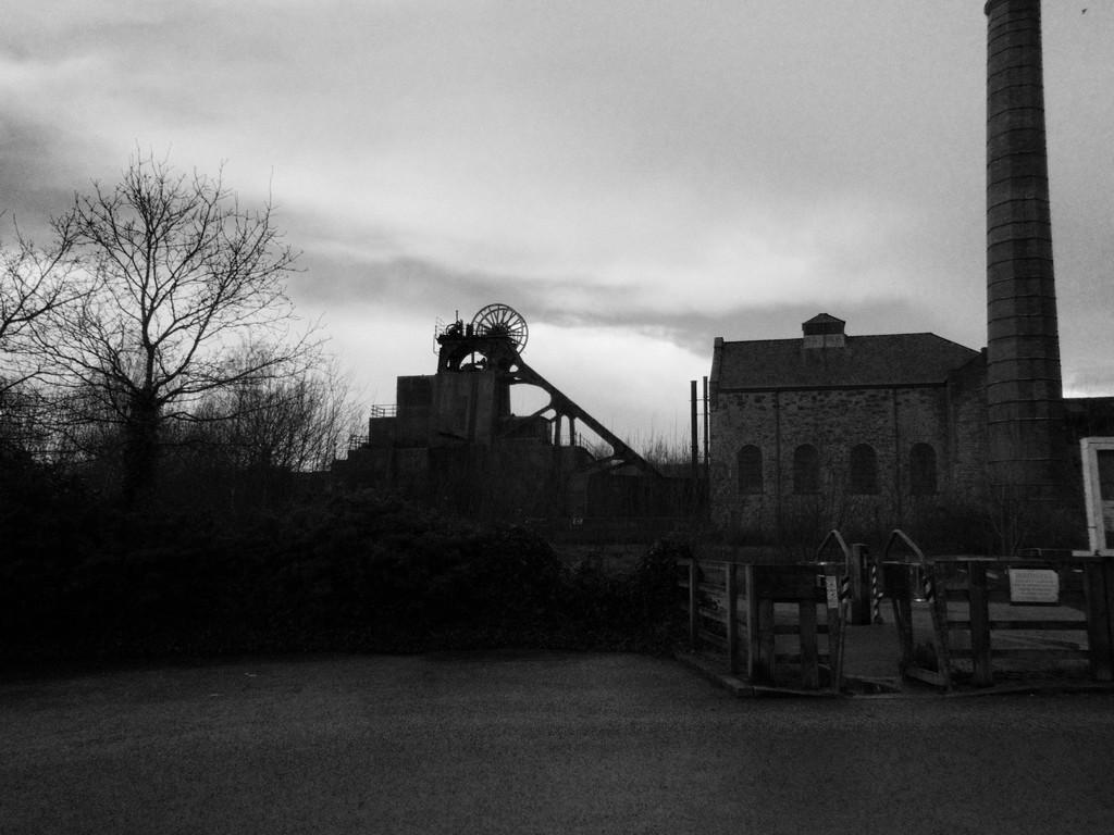 Old Pleasley Pit by allsop