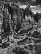 3rd Feb 2020 - Bryce Canyon for B and W