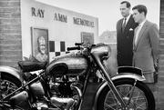 3rd Feb 2020 - Vintage Triumph