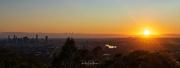 4th Feb 2020 - Sunrise over Brisbane city