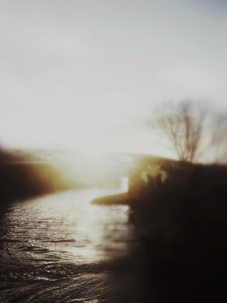 Canal Sunset by rachelwithey