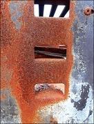 3rd Feb 2020 - Rust Abstract 2