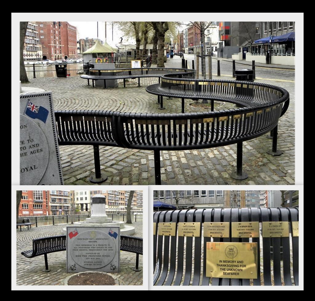 Bristol - Merchant Seaman's Memorial by oldjosh