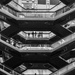 The Vessel in monochrome by mv_wolfie