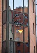 4th Feb 2020 - Just a street lamp....