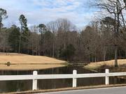 4th Feb 2020 - Golf Course Lake