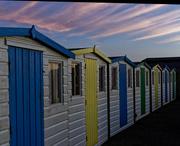5th Feb 2020 - 0205 - Beach Huts at Bude