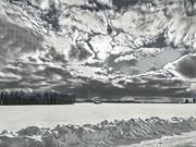 6th Feb 2020 - Turbulent Sky