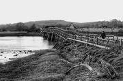 6th Feb 2020 - River Crossing B&W