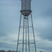 Water tower...
