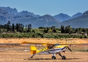 6th Feb 2020 - Taken at Stellenbosh flying club