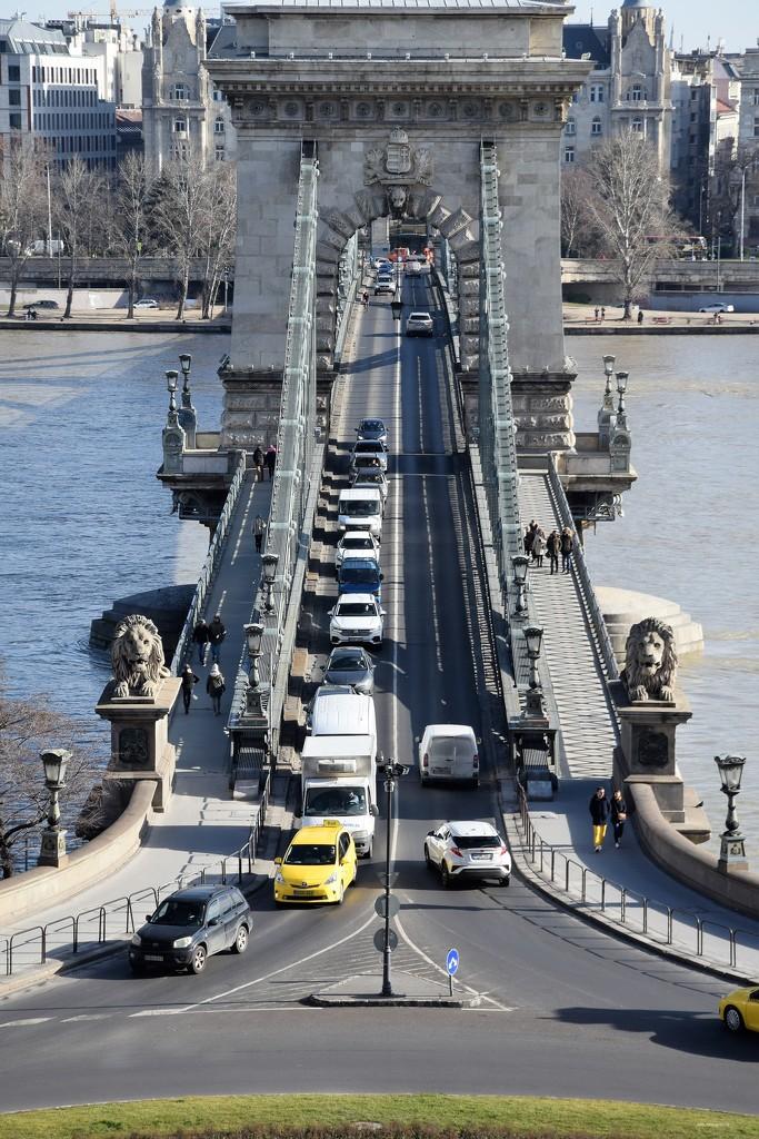 chain Bridge by kork