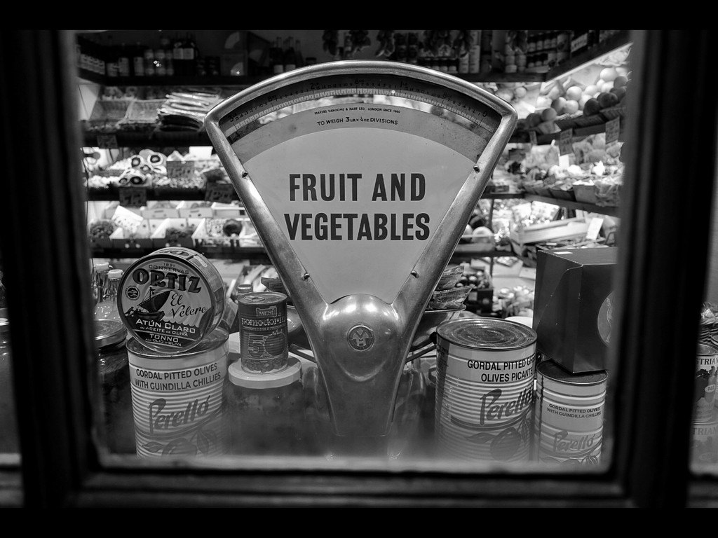 Fruit and Vegetables by photopedlar