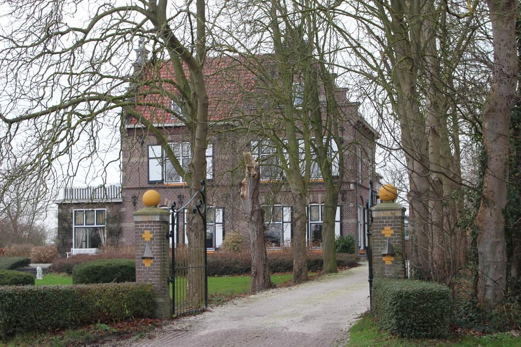 Huys ter Schelde 1910 by pyrrhula