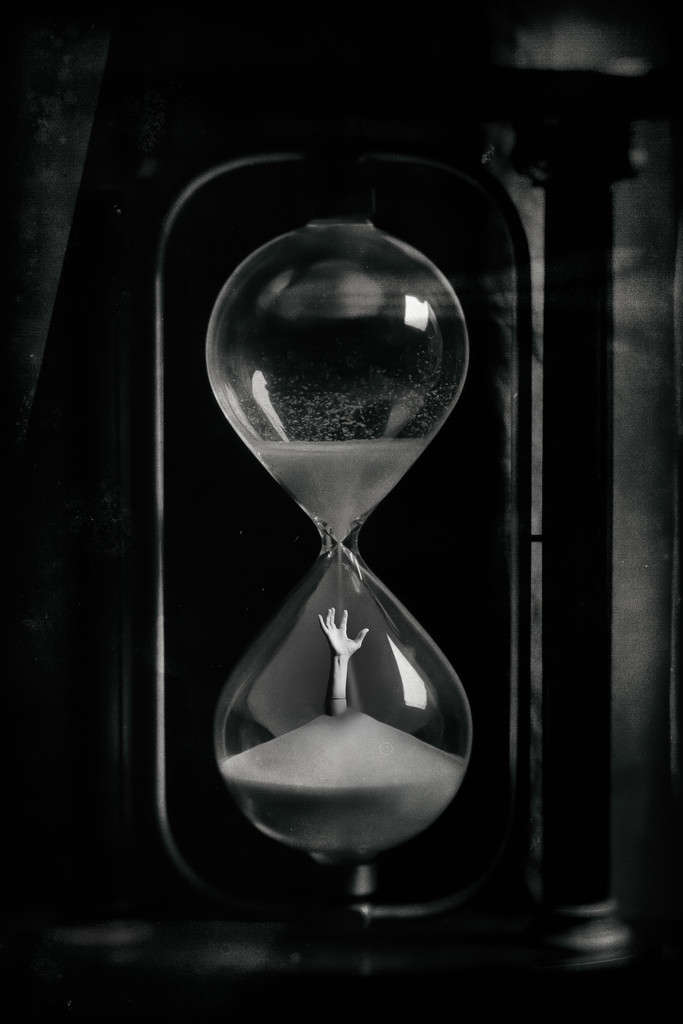 there was time...  but no more... by northy