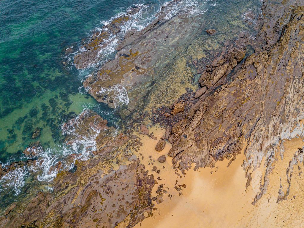 Top Down on Kilcunda by teodw
