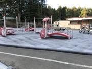 5th Feb 2020 - Frosty Playground