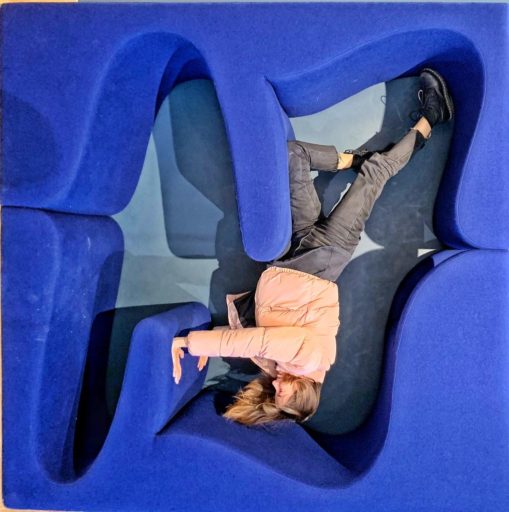 The acrobat.  by cocobella