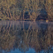 Mapperley Reservoir Reflections.