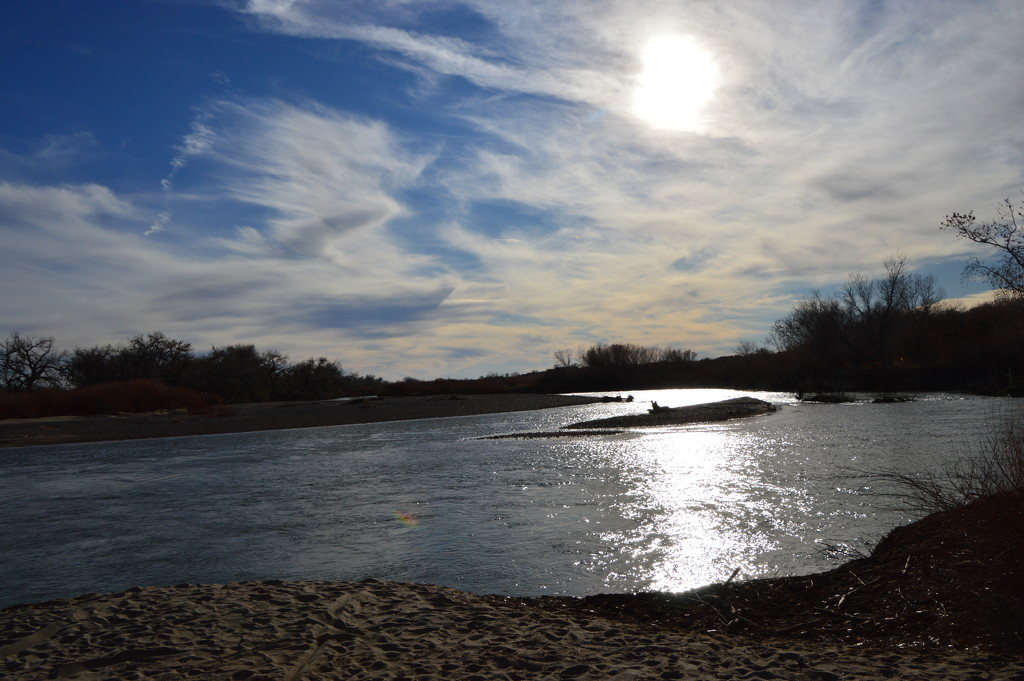 The Rio Grande by bigdad