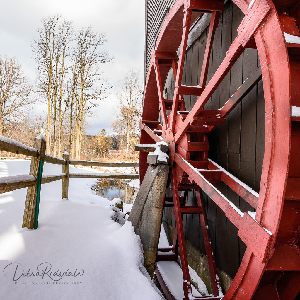 Parshallville Cider Mill by dridsdale