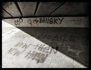 10th Jan 2020 - 'Trowbridge Banksy'