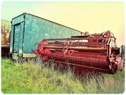 11th Jan 2020 - Combine Harvester