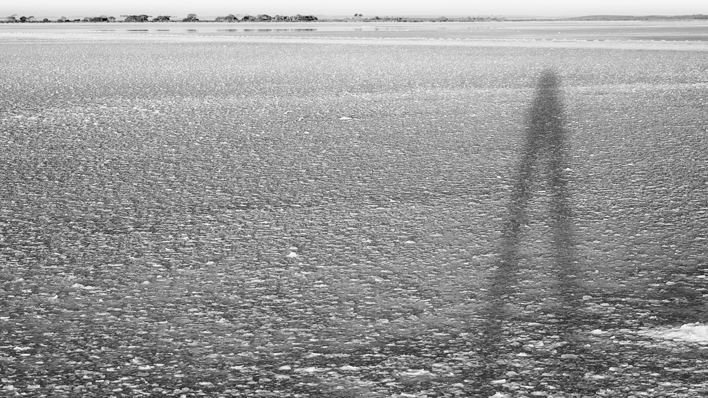 FOR2020-9 Salt lake sunset by golftragic