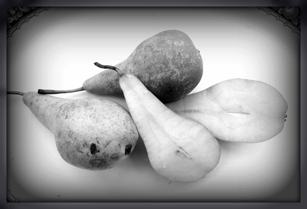 Pears by beryl