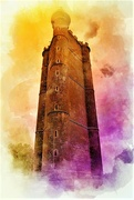 16th Jan 2020 - Towering above