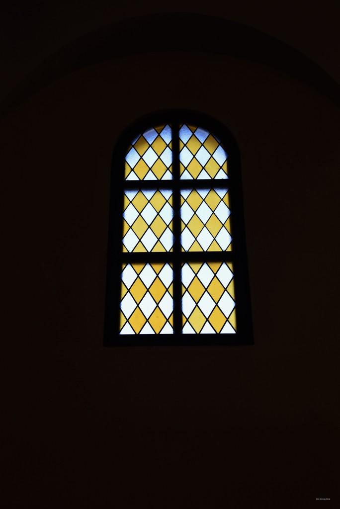 Church window by kork
